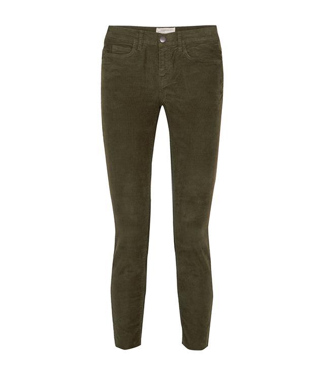 The Stiletto Corduroy Skinny Pants