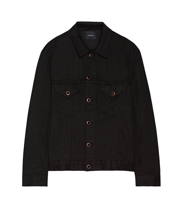 Cate Oversized Denim Jacket