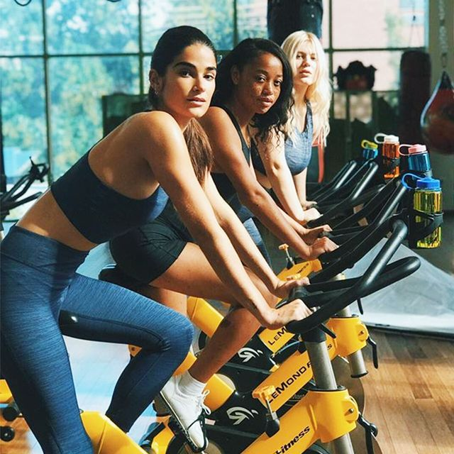 When you're at spin class, you're there to get your body moving, push yourself, and eventually walk away feeling stronger and ready to take on whatever else life throws your way. And while all...