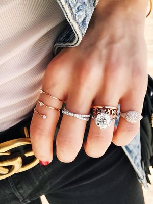 The Engagement Ring Styles Fashion Girls Are Loving