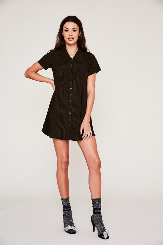SCF x Always Judging Nightcap Dress in Stripe