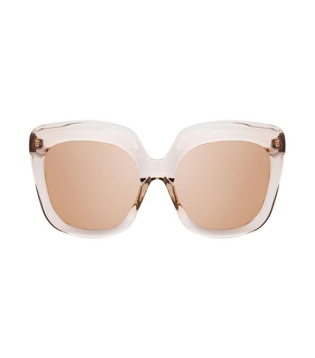 Linda Farrow 479 C12Square Sunglasses