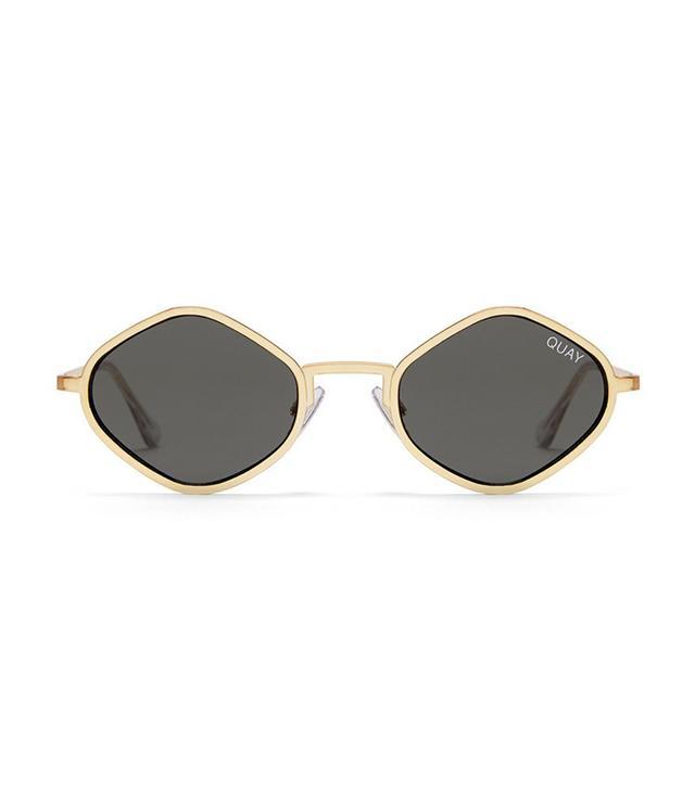 Quay Purple Honey Sunglasses