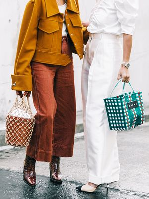 Here's Your Guide to the Types of Handbags That Complete a Wardrobe