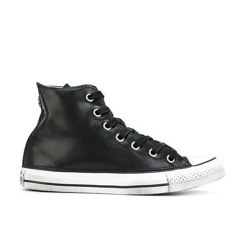 Classic Hi-Top Sneakers
