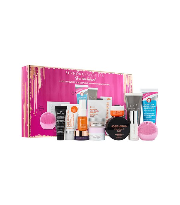 sephora favorites Skin Wonderland - sephora holiday gift collection
