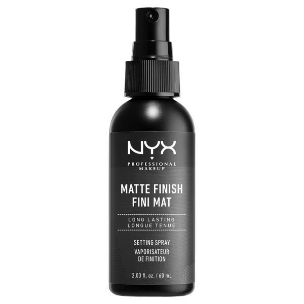 NYX Professional Makeup Setting Spray Matte Finish - best drugstore setting spray