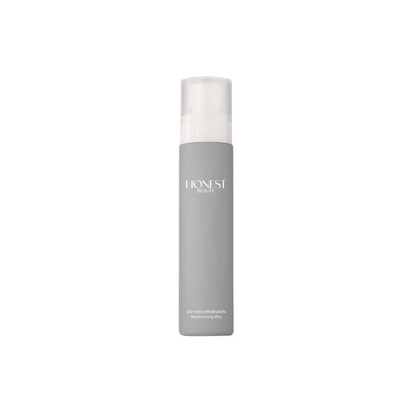 Honest Beauty Elevated Hydration Replenishing Mist - best drugstore makeup setting sprays