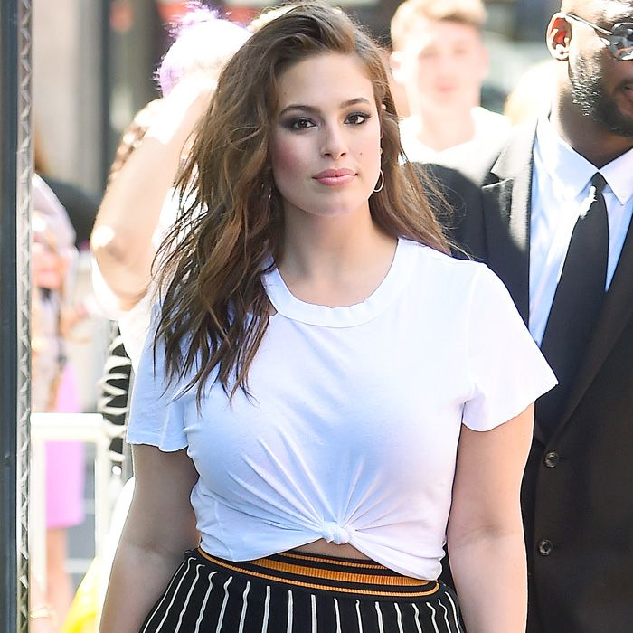 Ashley Graham Is the First Plus-Size Model to Make This Career Milestone