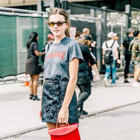 11 Cool Ways to Dress Up a T-Shirt