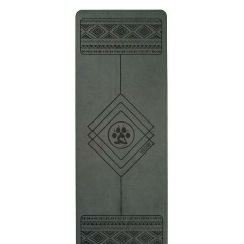 Natural Rubber Extreme Grip Yoga Mat