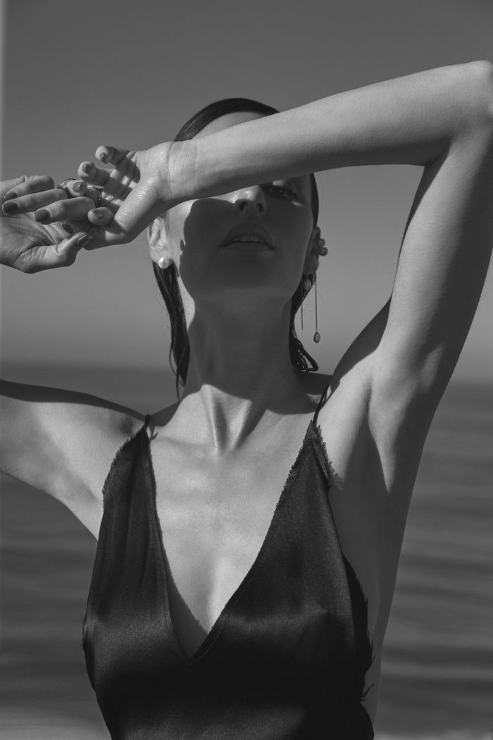 Nicole Trunfio Erth Jewellery New Collection Pearls