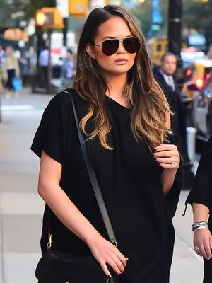 Chrissy Teigen Says This Is the Best Look She Has Ever Worn