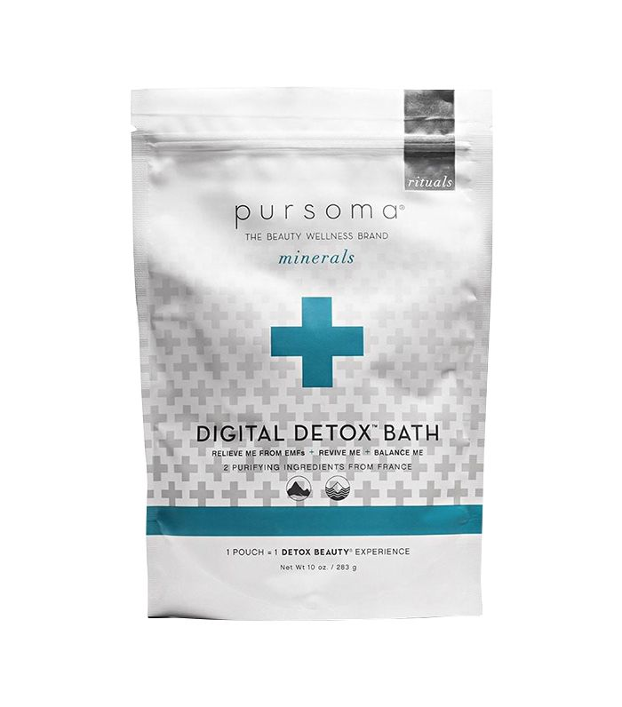 Digital Detox Bath by Pursoma
