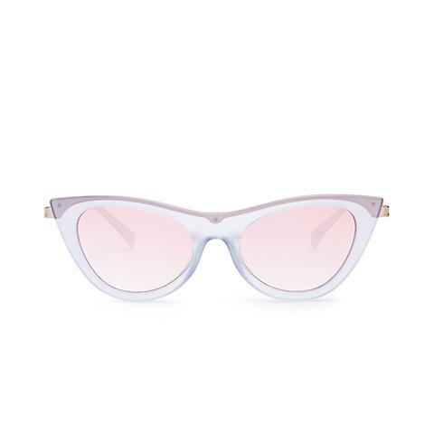 Enchantress Cat-Eye Sunglasses