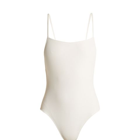 The Chelsea Ribbed Swimsuit