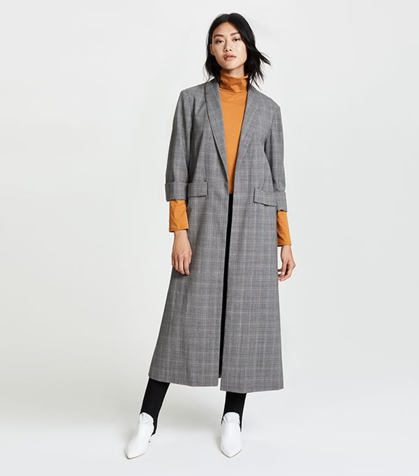 Angela Long Coat