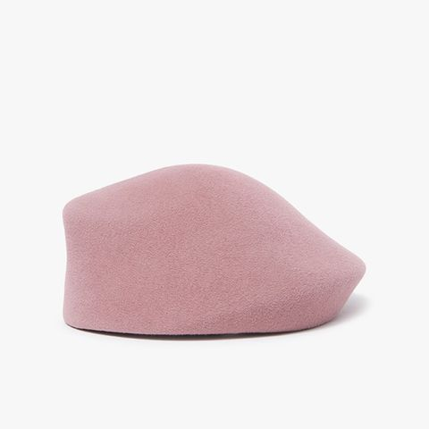 Sazy Hat in Rose