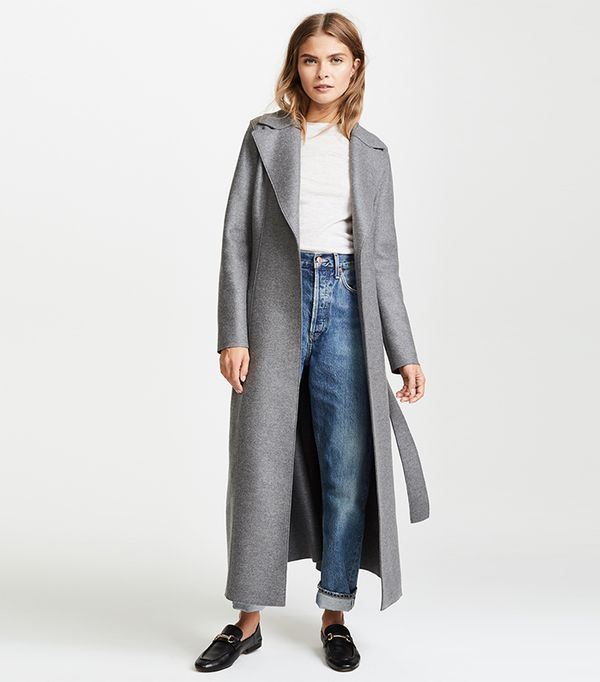Long Duster Coat