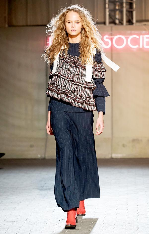 Ganni Danish fashion