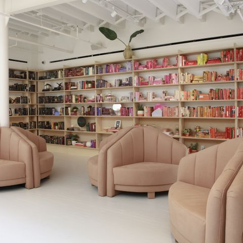 Step Inside The Wing's Incredibly Chic SoHo Location