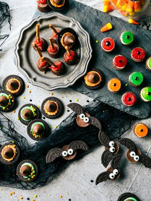 4 Halloween Cookies That Will Seriously Impress (and Satisfy Sugar Cravings)