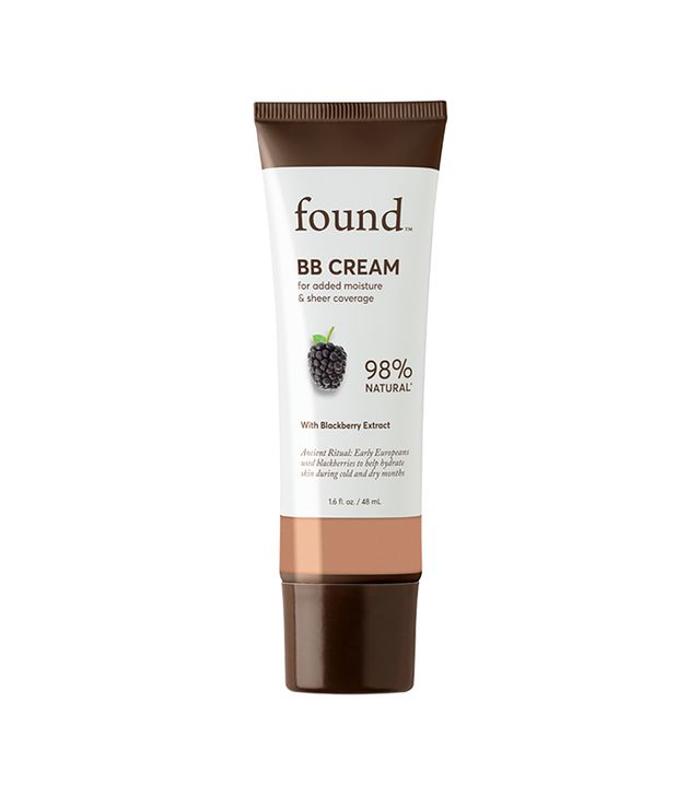 Found BB Cream with Blackberry Extract