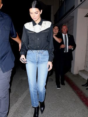 The Simple Skinny Jeans Every Celeb Owns