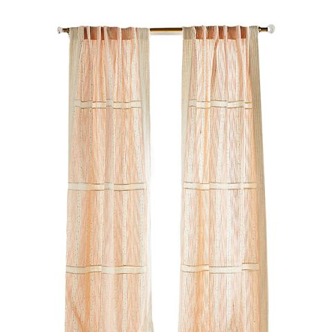 Embroidered Dierdre Curtain