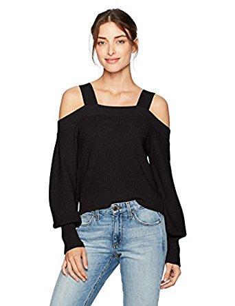 Lexi Cold Shoulder Sweater