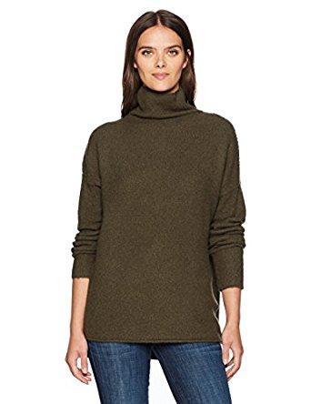 Aya Flossy Turtleneck Sweater