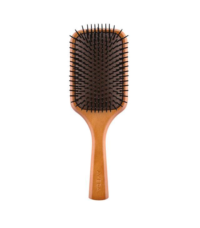 Wooden Paddle Brush