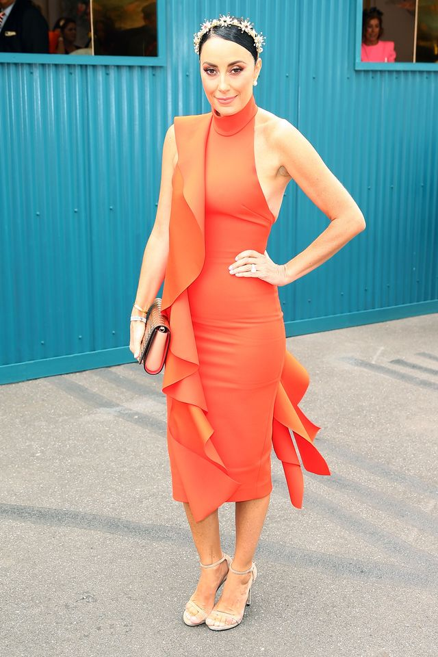 Morgan Stewart's Melbourne Cup Fashion Hits & Misses | The ...