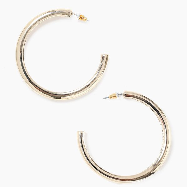 Topshop Hoop Earrings
