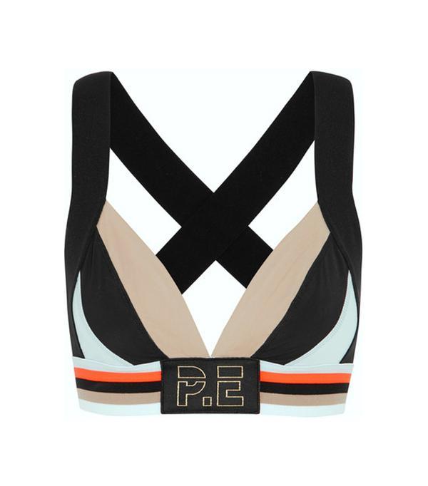 The Breaker Stretch-jersey Sports Bra