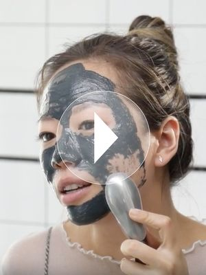 Watch: Our Editorial Director Tries Madonna's New $600 Chrome Clay Mask
