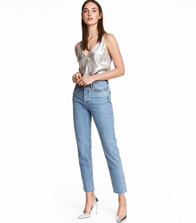 Vintage High Jeans
