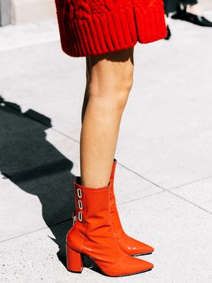 How to Wear the It Ankle Boots of the Season