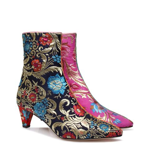 Raissa Brocade Boots