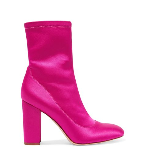 Calexa Stretch-Stin Sock Boots