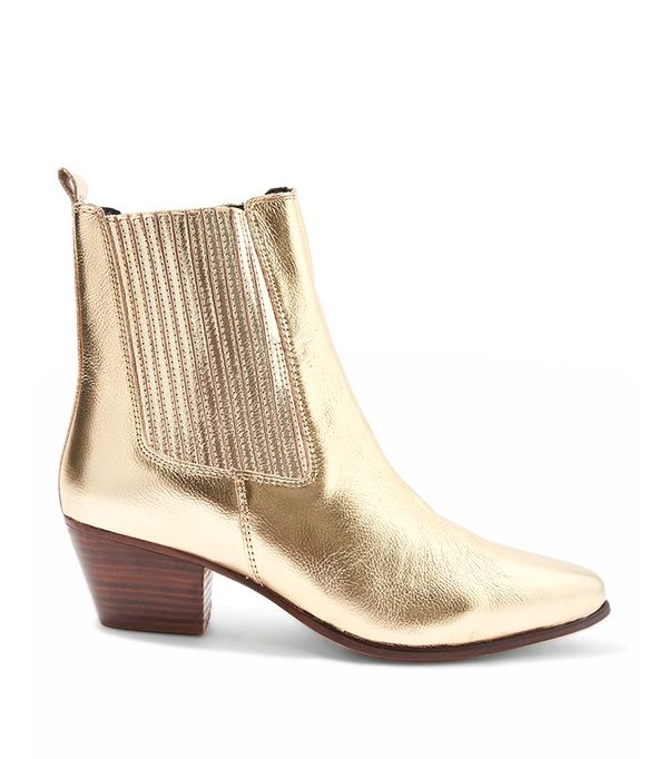 ACE Western Ankle Boots