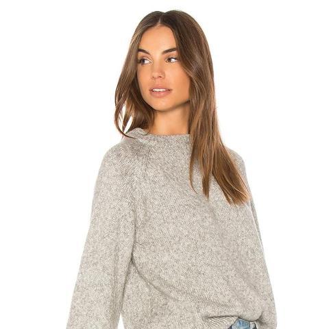 Noelle Sweater in Gray