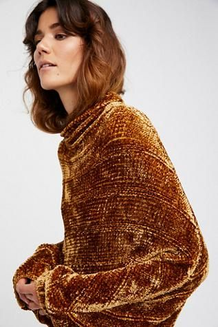 Velvet Dreams Pullover by Free People
