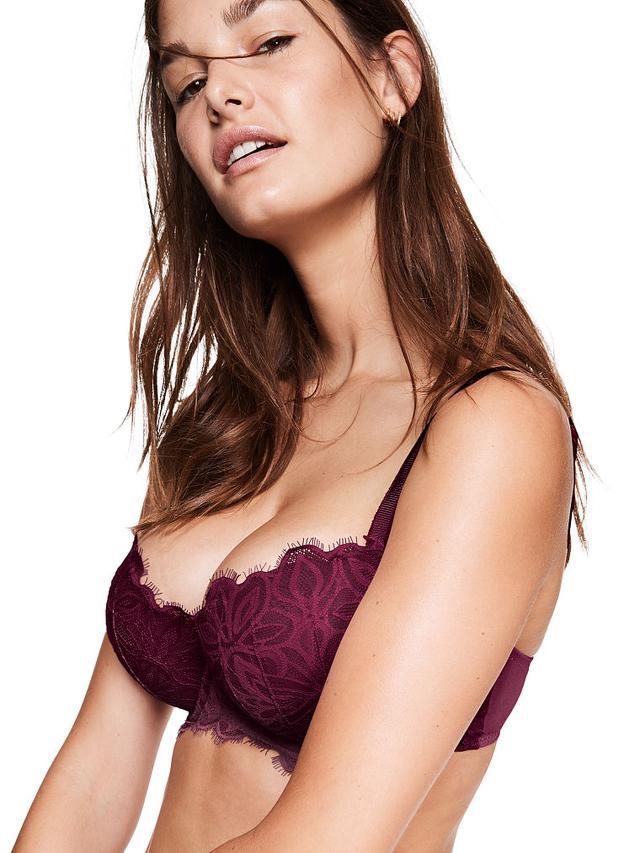 Victoria's Secret Pink The Date Push-Up Bra