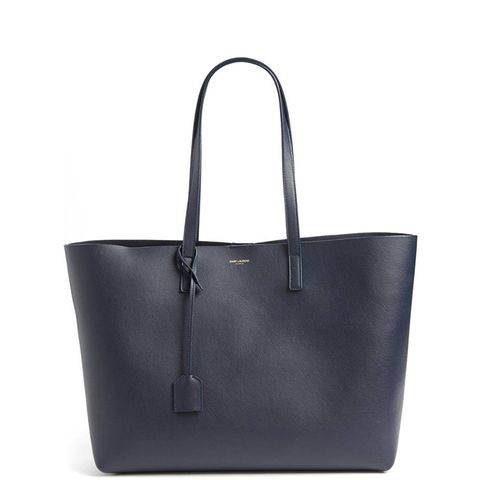 Shopping Leather Tote