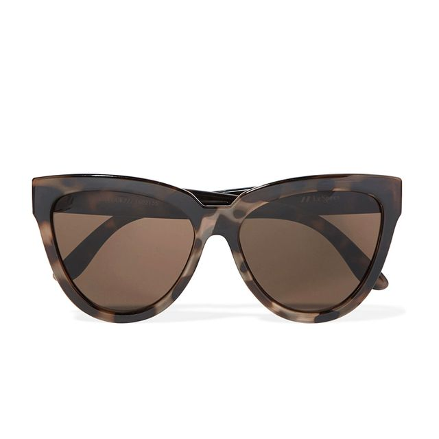 Liar Lair Cat-eye Tortoiseshell Acetate Sunglasses