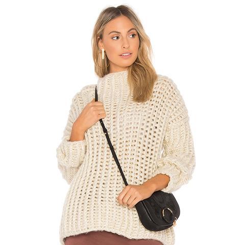 Malt Sweater in Beige
