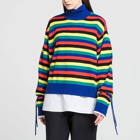 JWA Oversize Turtleneck Sweater