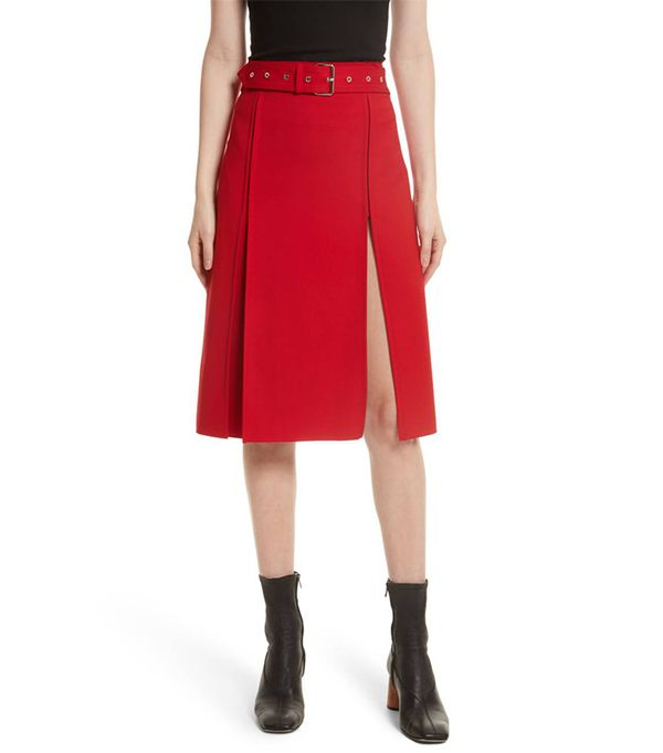 Suiting Kilt Skirt