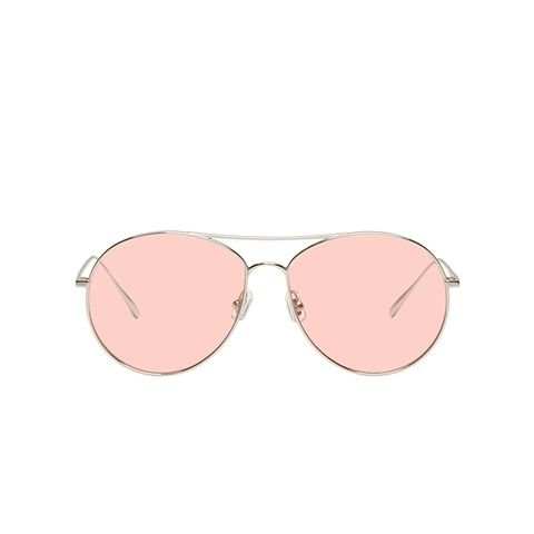 Rannie Ring Aviator Sunglasses